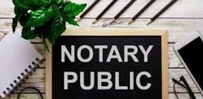 California Notary At Your Service!