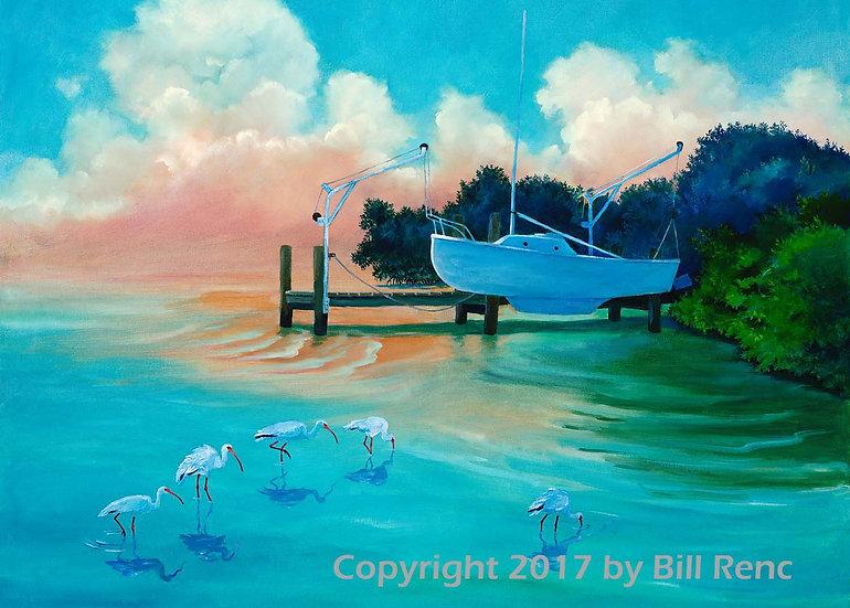 Clark's Boat