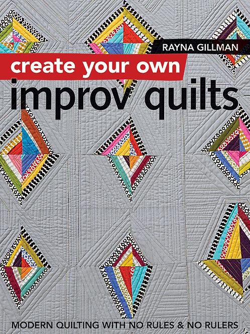 Improv Quilting
