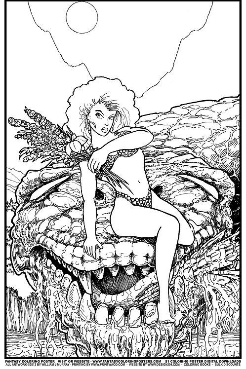 FCP #14 Dino Girl
