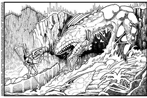 FCP #34 River Dragon