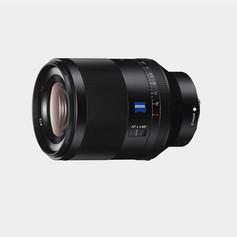 Lente Sony-Zeiss 50mm f:1.4