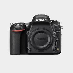 Câmera Nikon D750