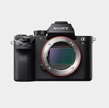 Câmera Sony A7SII