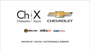 Lançamento S10 Chevrole