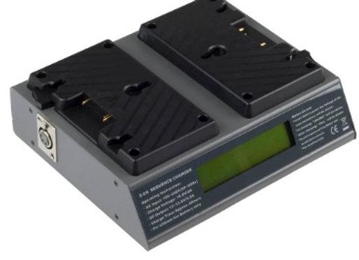 Carregador duplo para bateria V-MOUNT