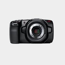 Câmera Blackmagic 4k