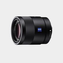 Lente Sony-Zeiss 55mm 1.8