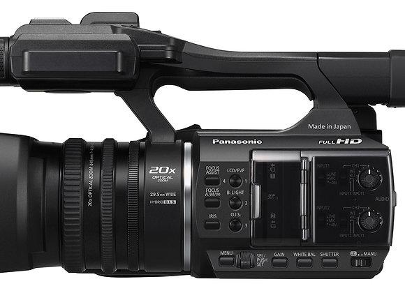 Câmera Panasonic AG-AC30