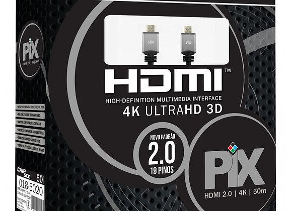 HDMI 2.0 Premium 50 metros