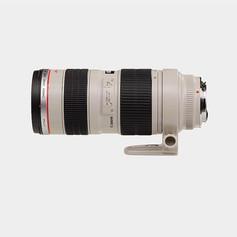 Lente Canon 70-200mm f:2.8
