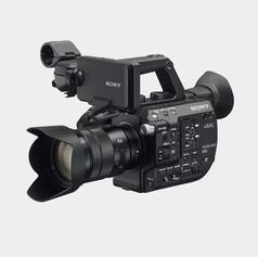 Câmera Sony FS5