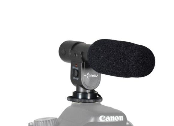 Microfone direcional Shotgun TREV MIC 001