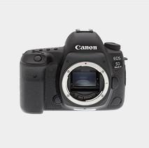 Câmera Canon 5D Mark IV