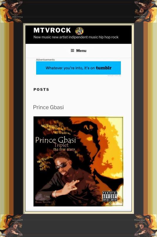 Prince-Gbasí's Interview With MTV