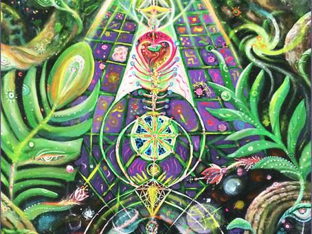 Microdosing Ayahuasca for Insights