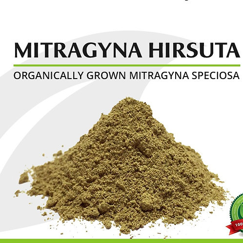 Mitragyna HIRSUTA  GREEN 5g -50GMS ON THE WAY