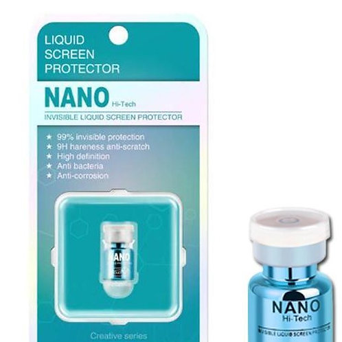 2ml Nanometer liquid protective film for Mobile Phone with cleaning cloth