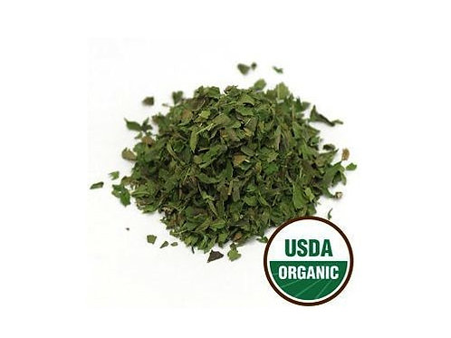 Organic dried peppermint Leaves  5gms