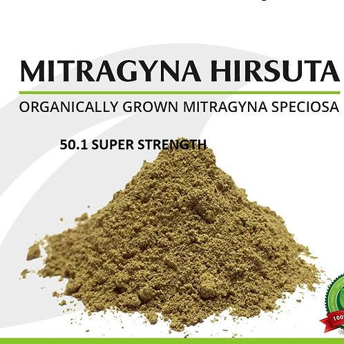 Mitragyna HIRSUTA super strong 50.1 GREEN 5g -20GMS ON THE WAY