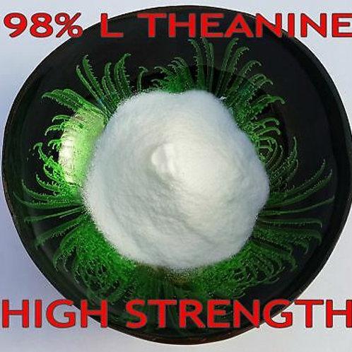 SUPER L-theanine Brain Power Powder 50000mg *5gms Alert focus better sleep