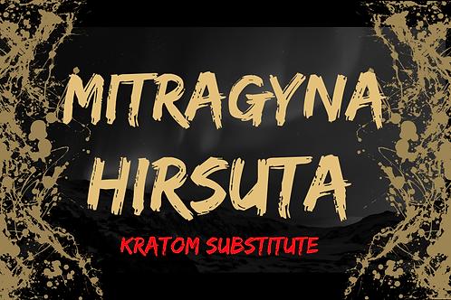 Super Akuamma 25.1 +Mitragyna HIRSUTA  GREEN 50GMS Premium