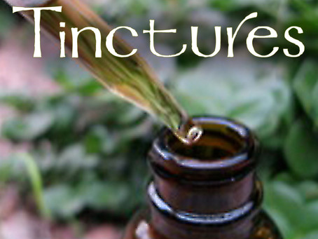Making Tinctures from Resins and hash