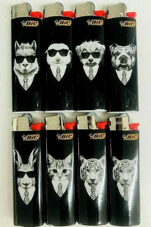 New Bic CAT ANIMAL Limited Edition Series Lighter