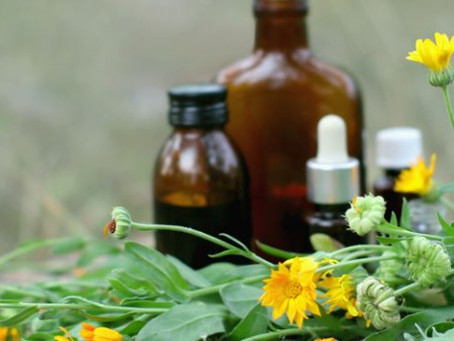 Herbal Tinctures for pain relaxation stress and chillin
