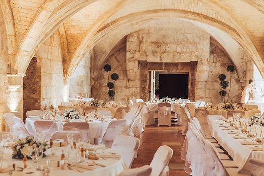 Unique 10th Century Wedding Venue