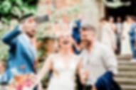 A documentary style wedding photographer based in the UK but covering weddings at venues throughout the whole of France and beyond