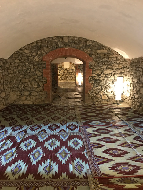 Majestic 19th century château in the South-west - party cave