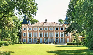 Splendid Chateau in the South of France