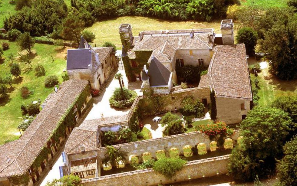 Romantic 17th Century Château near Bordeaux
