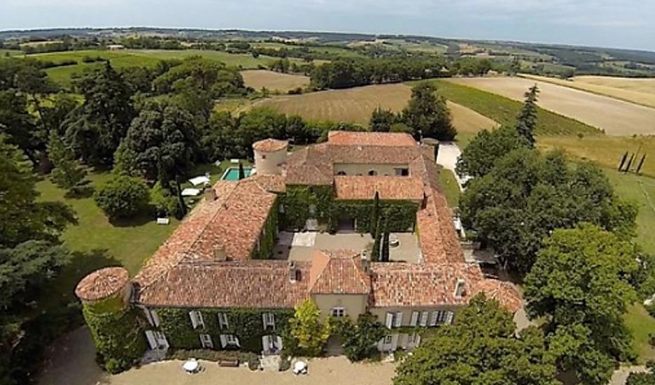Historical Armagnac Castle