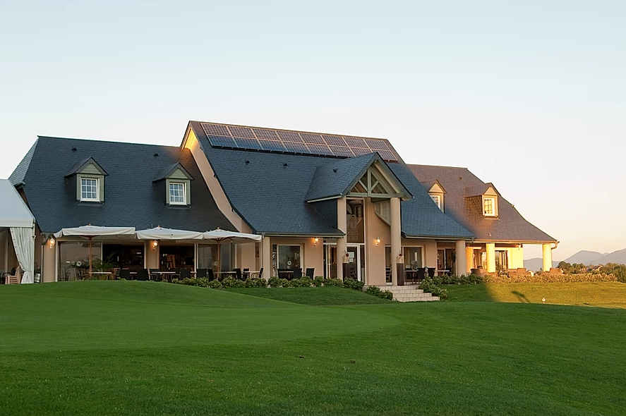 Boutique Hotel with Golf Course