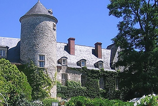 Charming ivy-clad Medieval Chateau with 2 swimming pools and views over the beautiful Dordogne Valley. Sleeps 35, caters up to 200