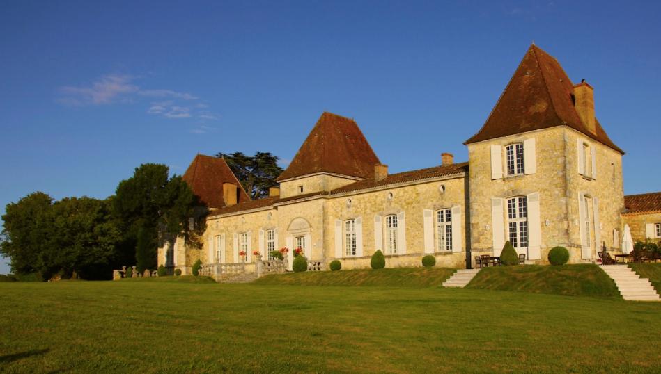Beautiful 17th Century Chateau