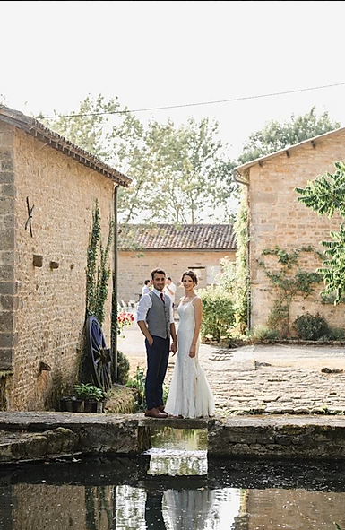 Delightful Mill House French Wedding Venue