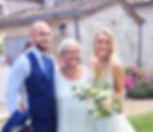 Charente Wedding Celebrant