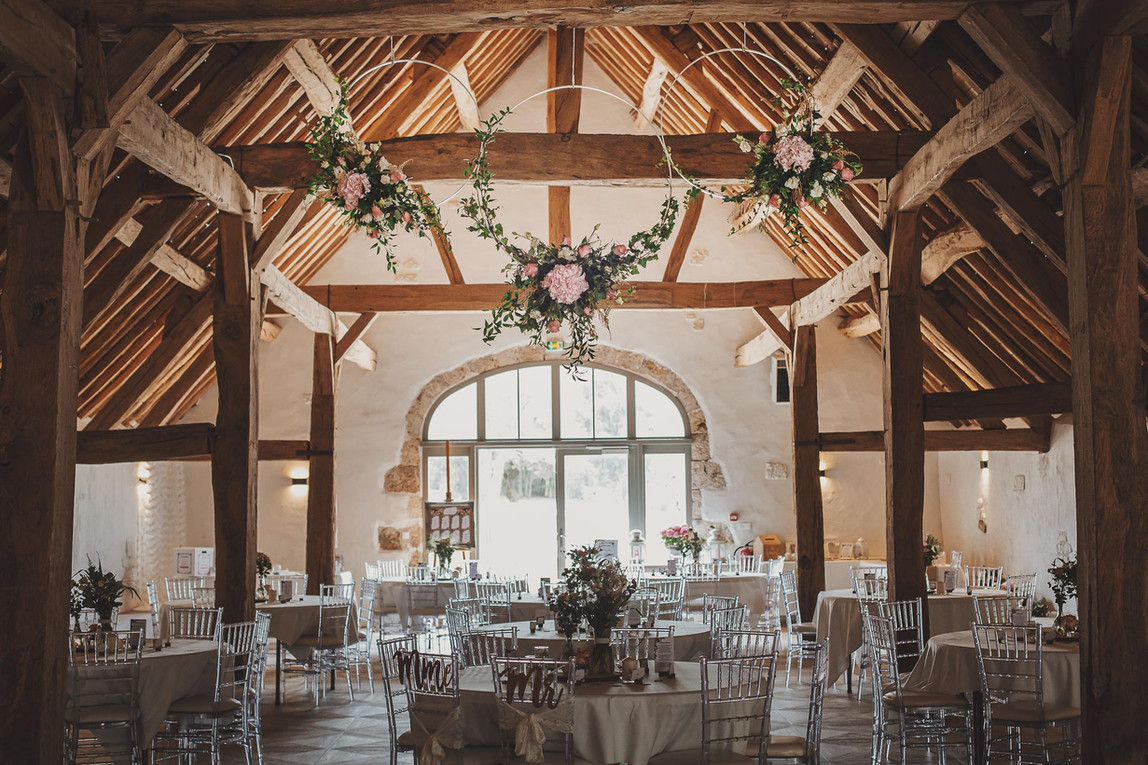 Charming Converted Farmhouse Wedding Venue