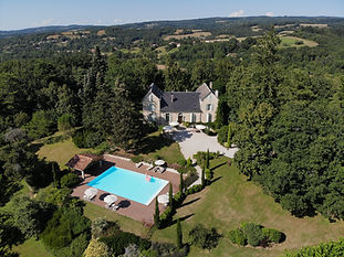 Exceptional setting for an idyllic rustic French country wedding. Lovely gardens and large pool. Sleeps 30, caters for 120