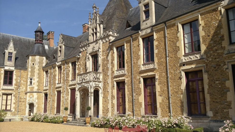Luxury Chateau Estate in the Loire