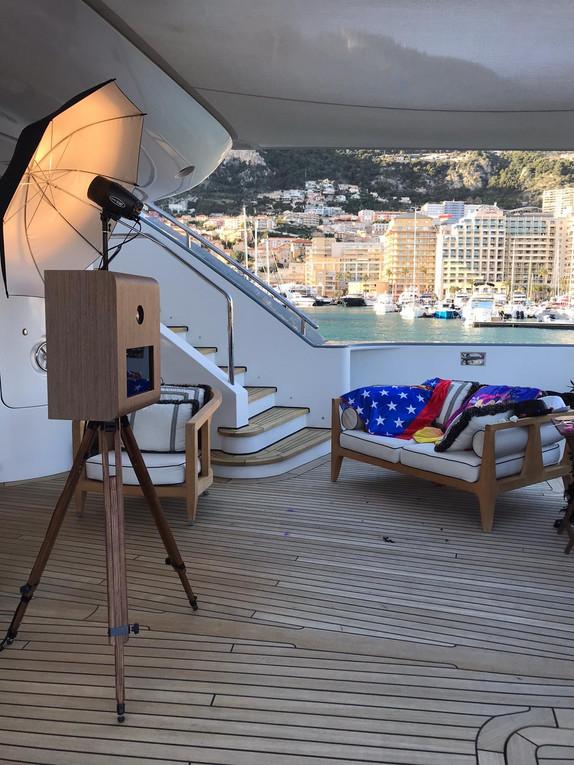 Photobooth Rental Côte d'Azur