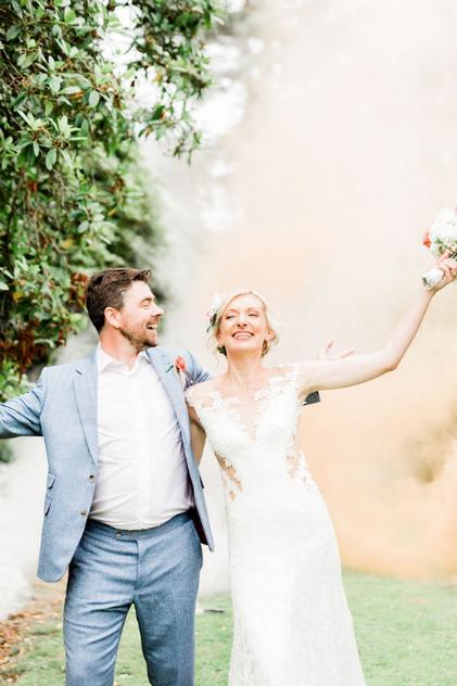 Documentary Style Wedding Photographer