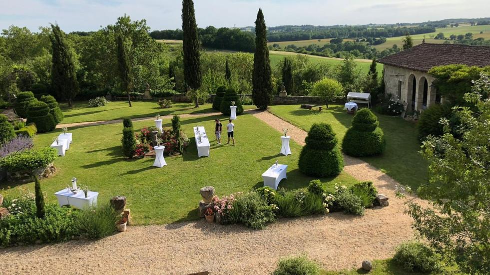 Romantic Intimate Château