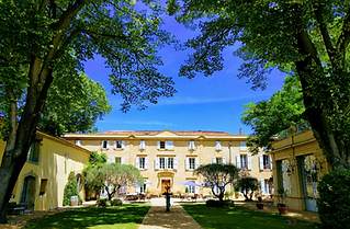 Chateau estate vineyard wedding venue in the Languedoc, south of France with two swimming pools and spa. Sleeps up to 65, caters for 200+ guests