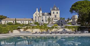 Elegant 19th Century Chateau