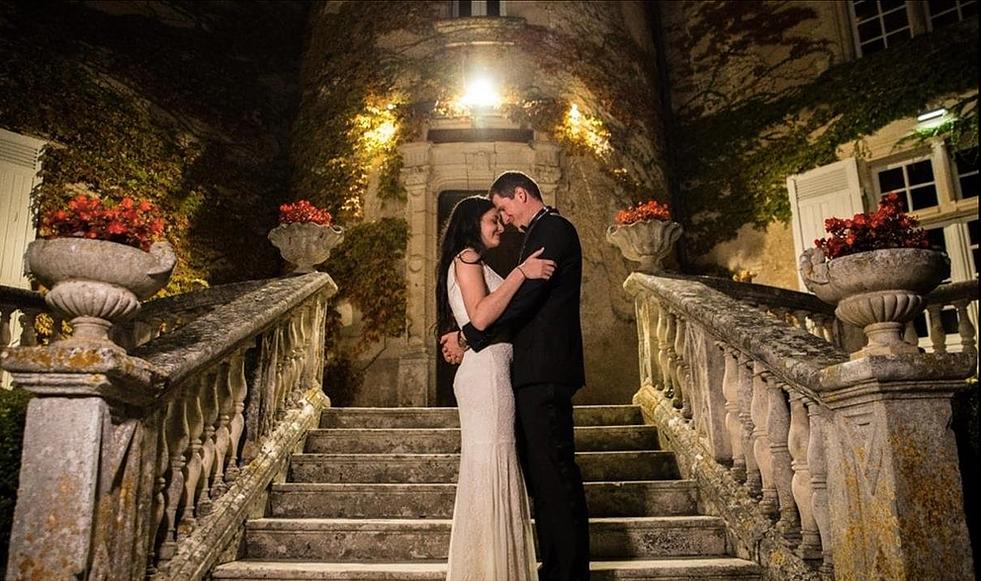 Fairytale Wedding Chateau