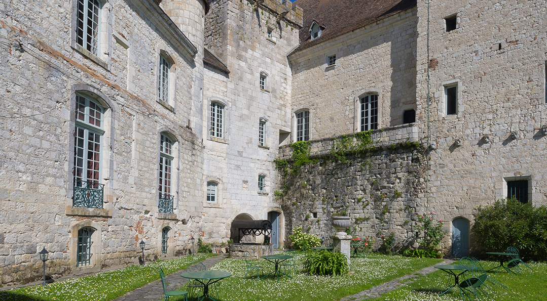 11th Century Chateau